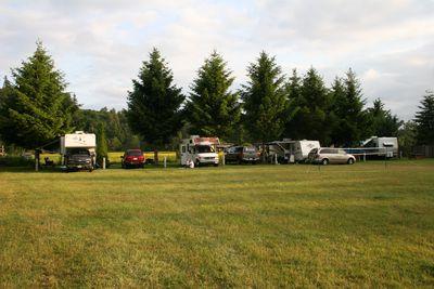 Camping Burlington / Anacortes KOA