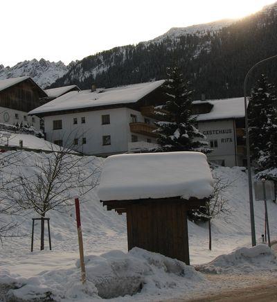 Appartement Gästehaus Rifa