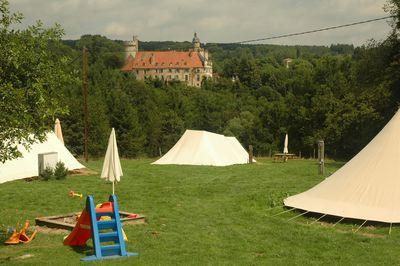 Camping La Chassagne Sussat