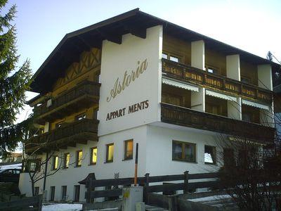 Appartement Haus Astoria