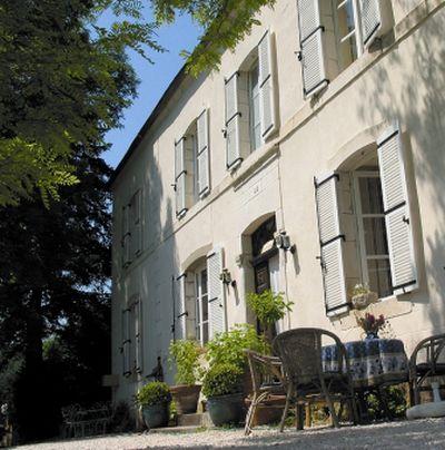 Vakantiehuis Le Manoir