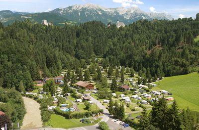 Camping Terrassencamping Schlossberg Itter