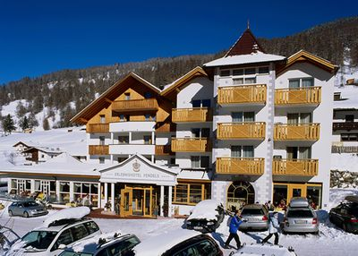 Hotel Erlebnishotel Fendels