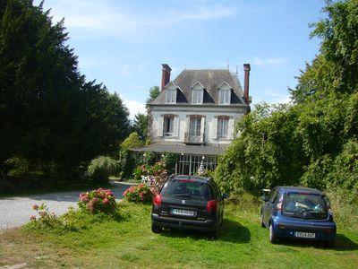 Camping Le Gue de Beauvoir