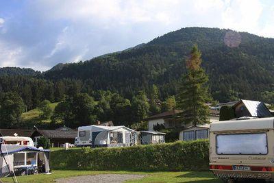 Camping Panorama Camping Sonnenberg