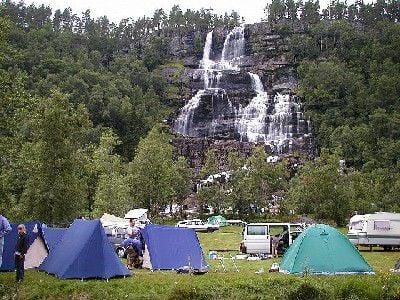 Camping Tvinde