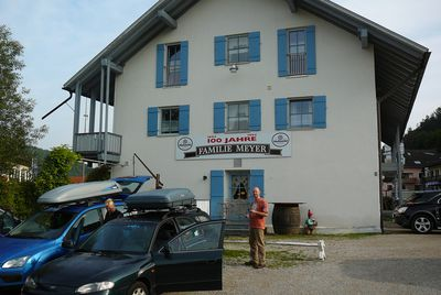Hotel Landgasthof Zum alten Wirt am Schellenberg