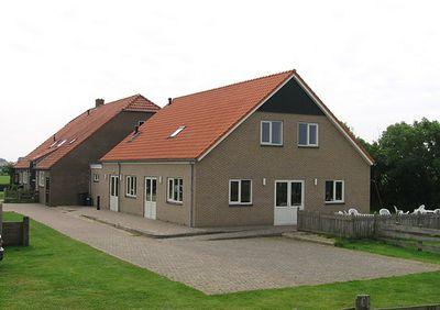 Vakantiehuis Groepsverblijf Texel Breemhoeve