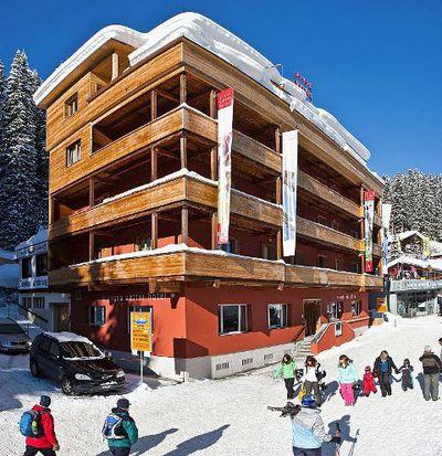 Hotel Arosa Vetter