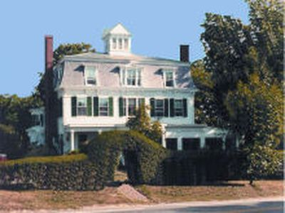 Bed and Breakfast Colonial House Inn