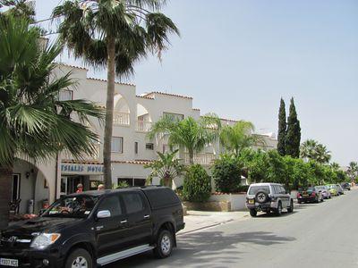 Aparthotel Tsialis