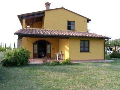 Landhuis Agriturismo La Fonte-Volterra