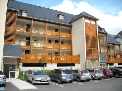 Appartement Résidence Le Belvédère