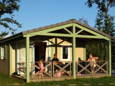 Chalet Vakantiepark Les Hameaux de Miel