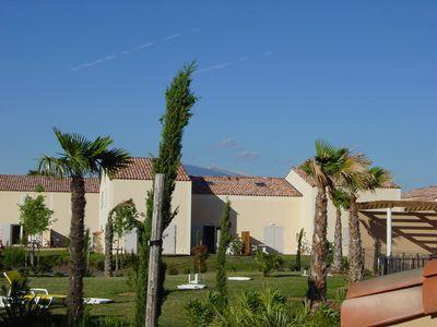 Vakantiepark Les Demeures du Ventoux