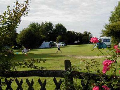 Camping Canterbury Field