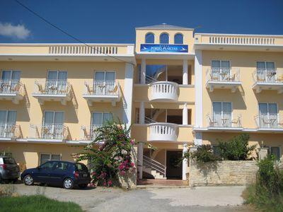 Hotel Myrtis & Porto Plakias