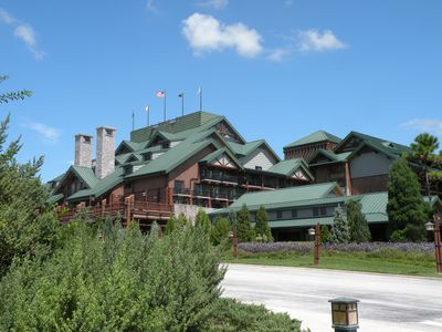 Hotel Disney's Wilderness Lodge
