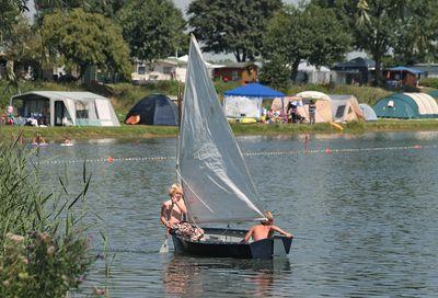 Camping Groene Eiland