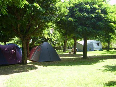 Camping Yuste