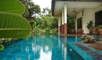 Bungalow Gecko Villa