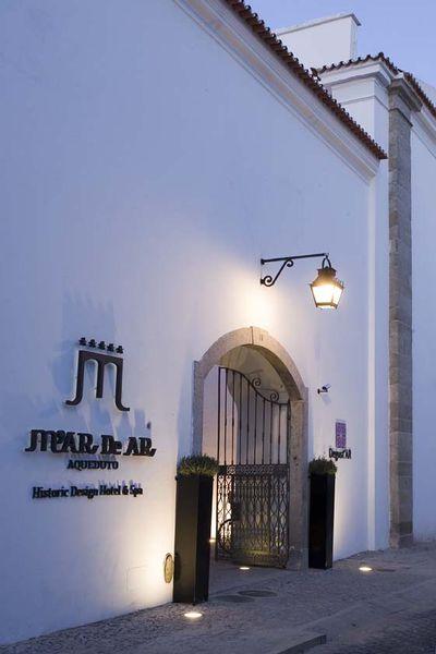 Hotel M'AR De AR Aqueduto