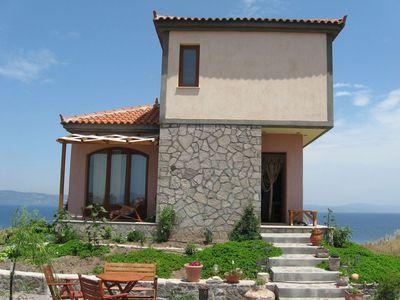Vakantiehuis To Pyrgeli