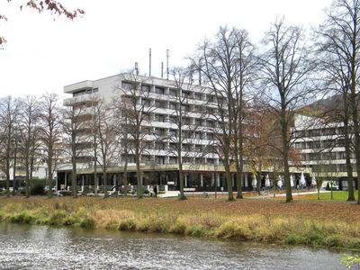 Hotel Dorint Parkhotel Bad Neuenahr