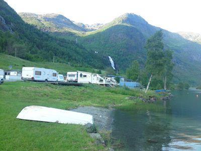 Camping Espelandsdalen