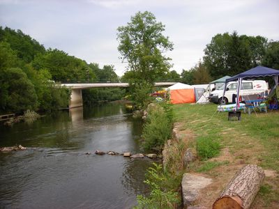 Camping De la Lesse