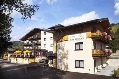 Hotel Alpengasthof Kirchboden