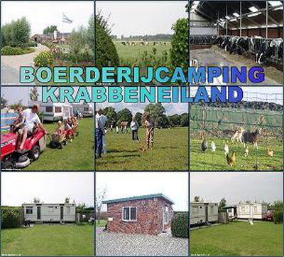 Camping Boerderijcamping Krabbeneiland