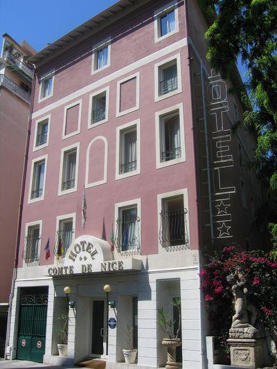 Aparthotel Comte de Nice