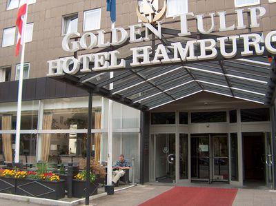 Hotel Golden Tulip Hamburg