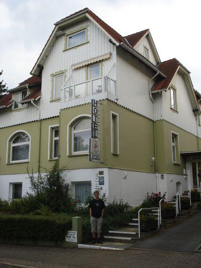 Hotel Pension Haus Fernblick