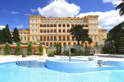 Hotel Falksteinerhotel Therapia