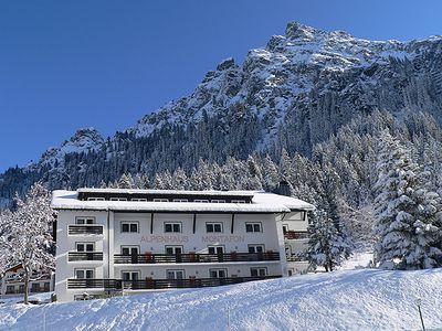 Appartement Alpenhaus Montafon