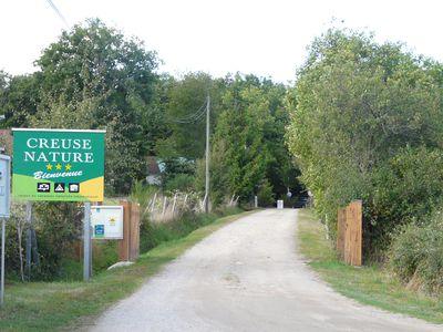 Camping Creuse Nature Naturisme