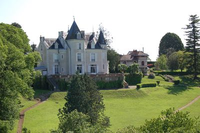 Bed and Breakfast Chateau de la Villaine