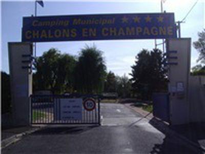 Camping de Châlons en Champagne