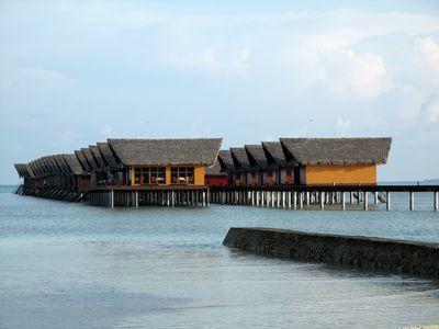 Hotel Adaaran Select Hudhuran Fushi