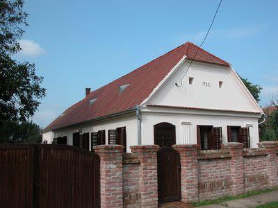 Vakantiehuis Droomhuis in Hongarije