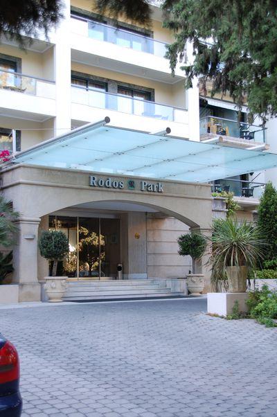 Hotel Rhodos Park