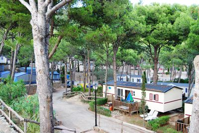 Camping Castell Montgri (Glamping)