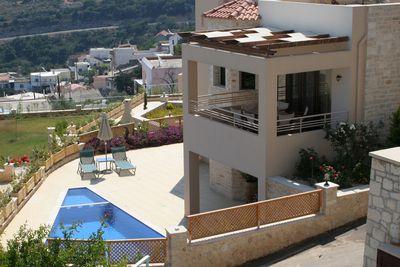 Villa Rosa Cretavillas Luxury Residences