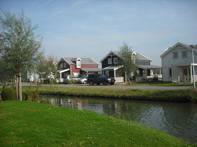 Vakantiepark Hogenboom Zuytland Buiten