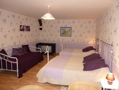 Bed and Breakfast Logis de Chezelles