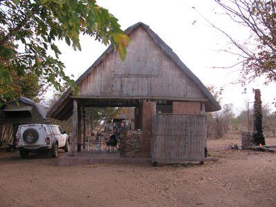 Lodge Senyati Safari Camp