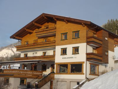 Appartement Haus Edelweiss am See