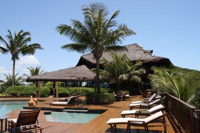 Hotel Condominio Resort Sombra E Agua Fresca